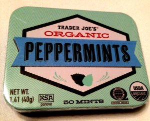 Trader Joe's Mints!