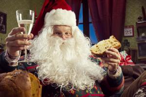 santa holidays fodmap life