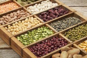 low fodmap diet legumes