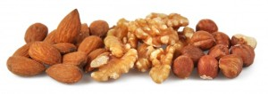 fodmap life hazelnuts walnuts almonds