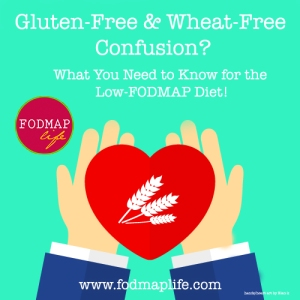 fodmap diet gluten free wheat free