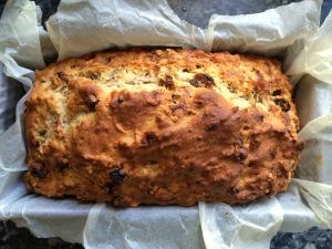 Banana-Sultana Bread: Low-FODMAPRecipe