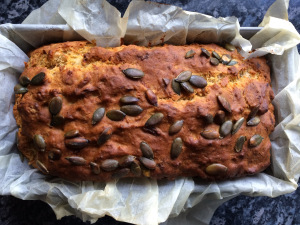 Banana Bread: The Sequel. Low-FODMAP Banana-Carrot Bread