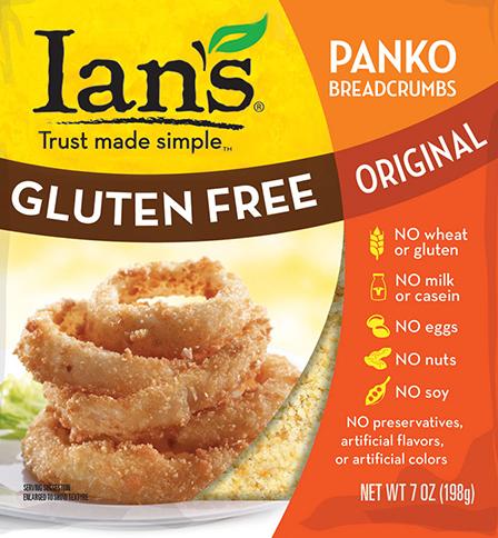 ian's gluten free panko