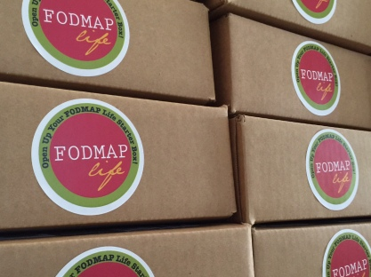 LOW FODMAP DIET STARTER BOX