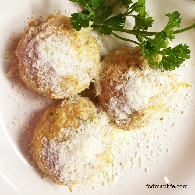 low fodmap meatballs copy