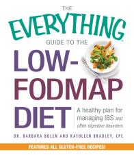 everything low fodmap diet book bolen