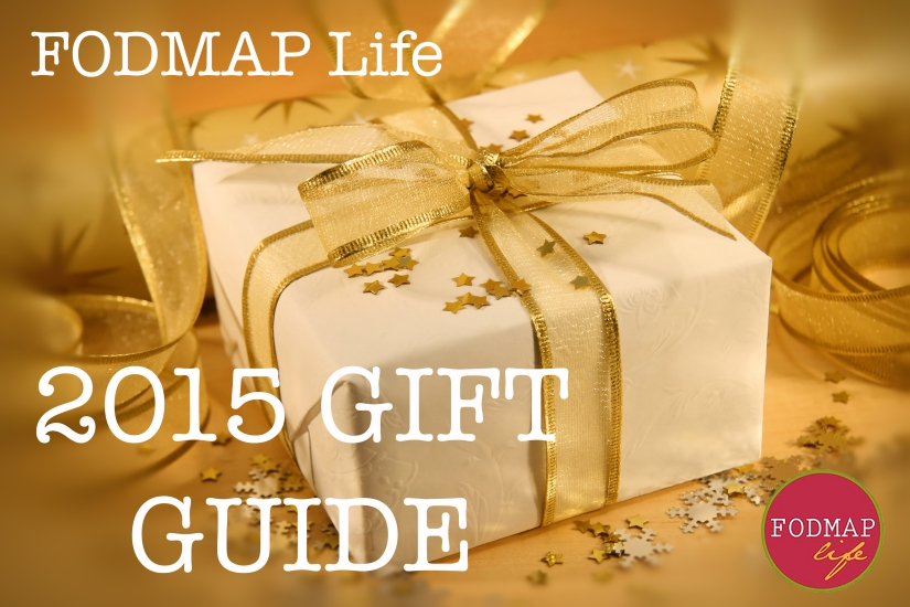 Look!  It's the FODMAP Life 2015 Gift Guide