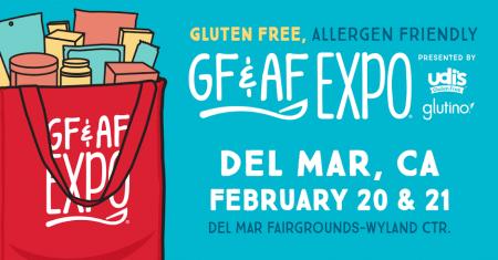 gluten free allergen friendly expo san diego