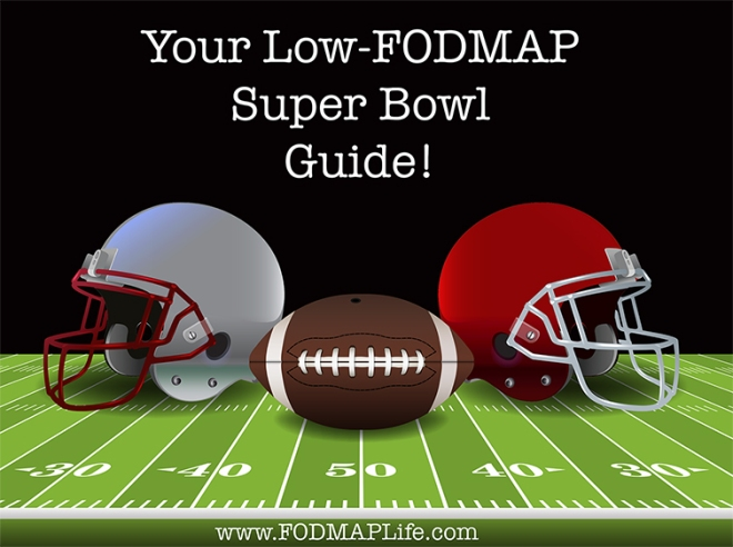 low fodmap super bowl