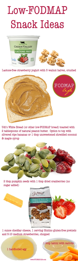 pinterest snack ideas low fodmap