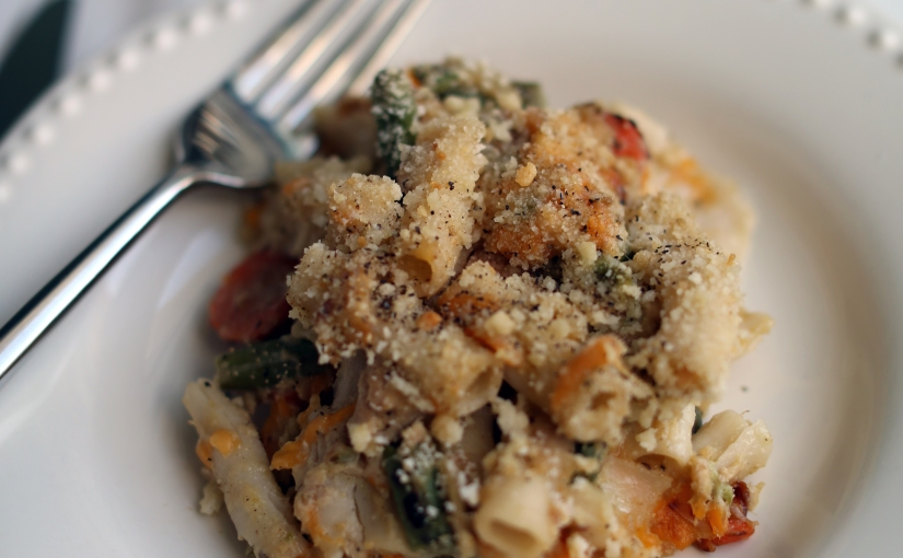 Low-FODMAP Tuna Casserole, Mmmm!